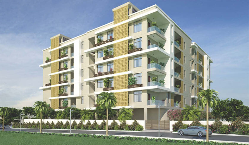 Mangalagiri One Apartments