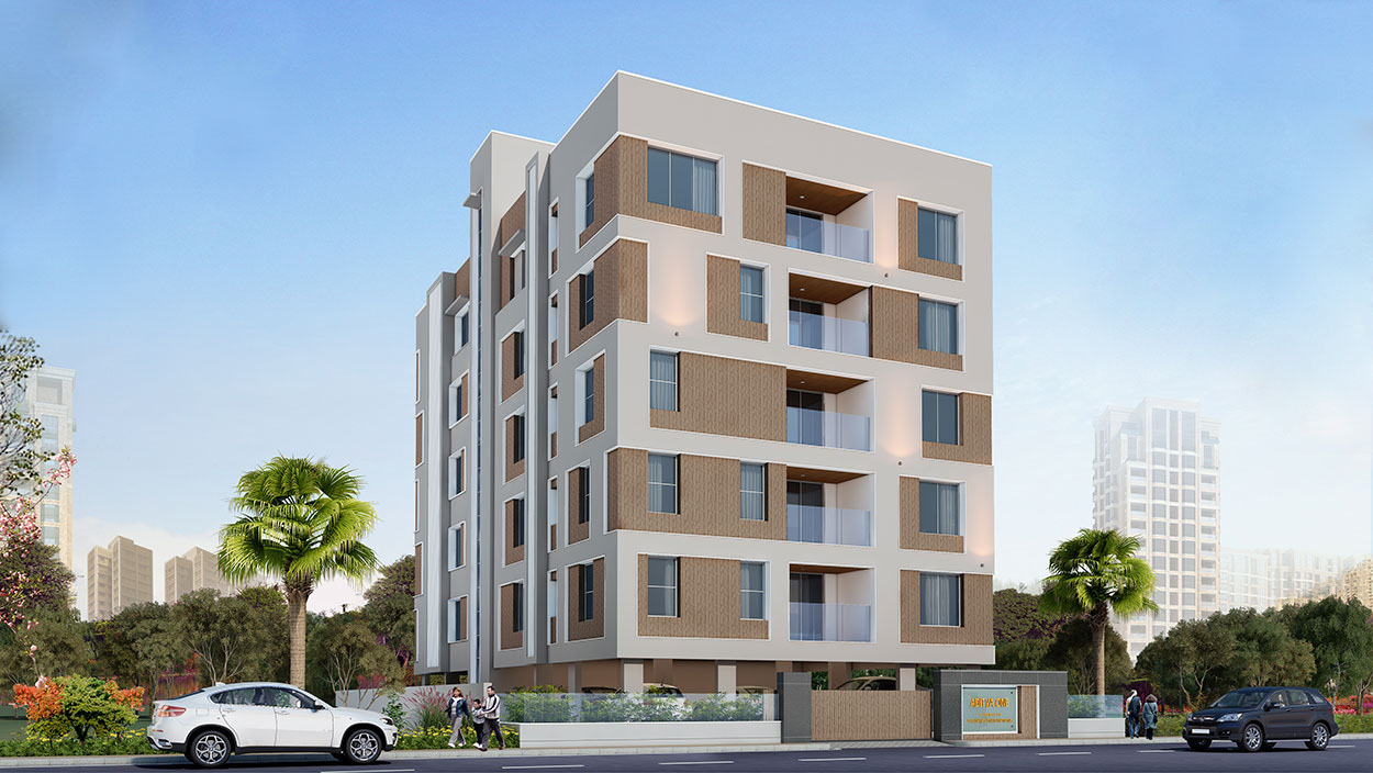 Aditya One Apartments
